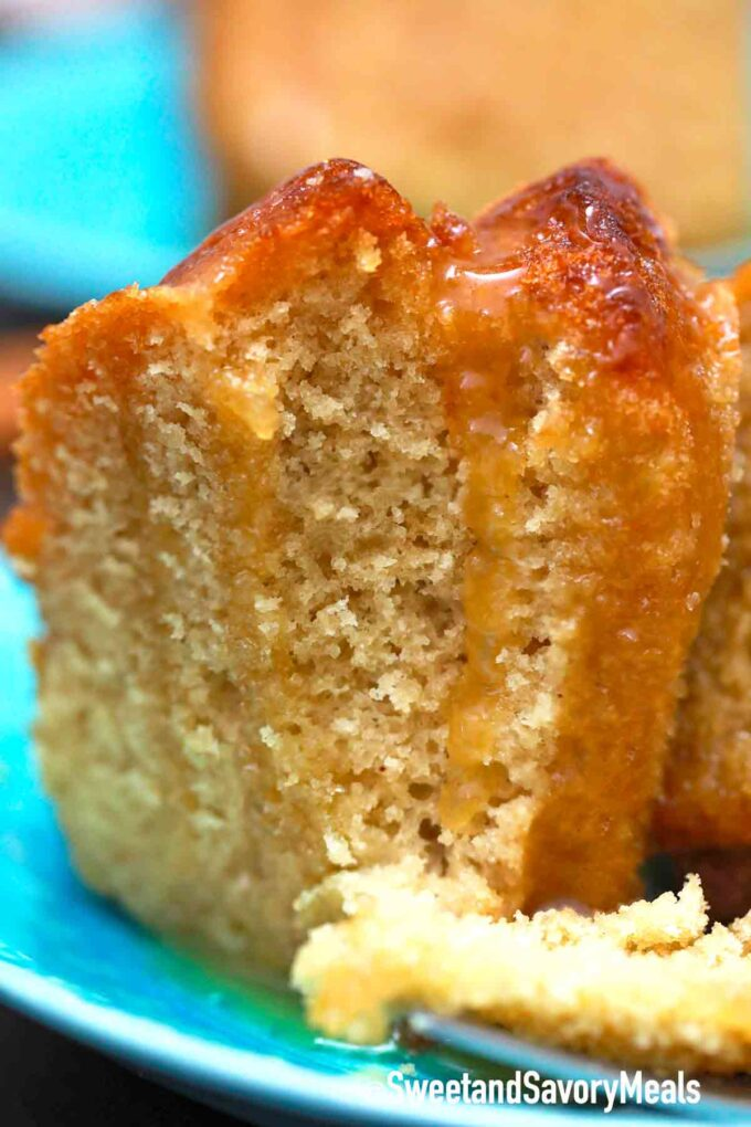 Kentucky butter bundt cake