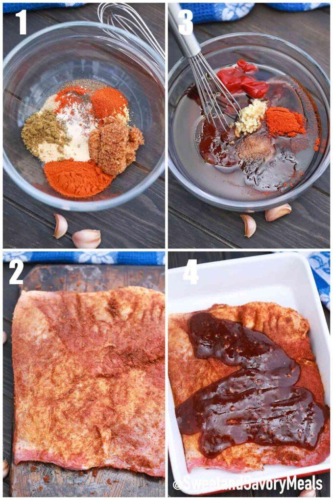 steps how to make beef brisket