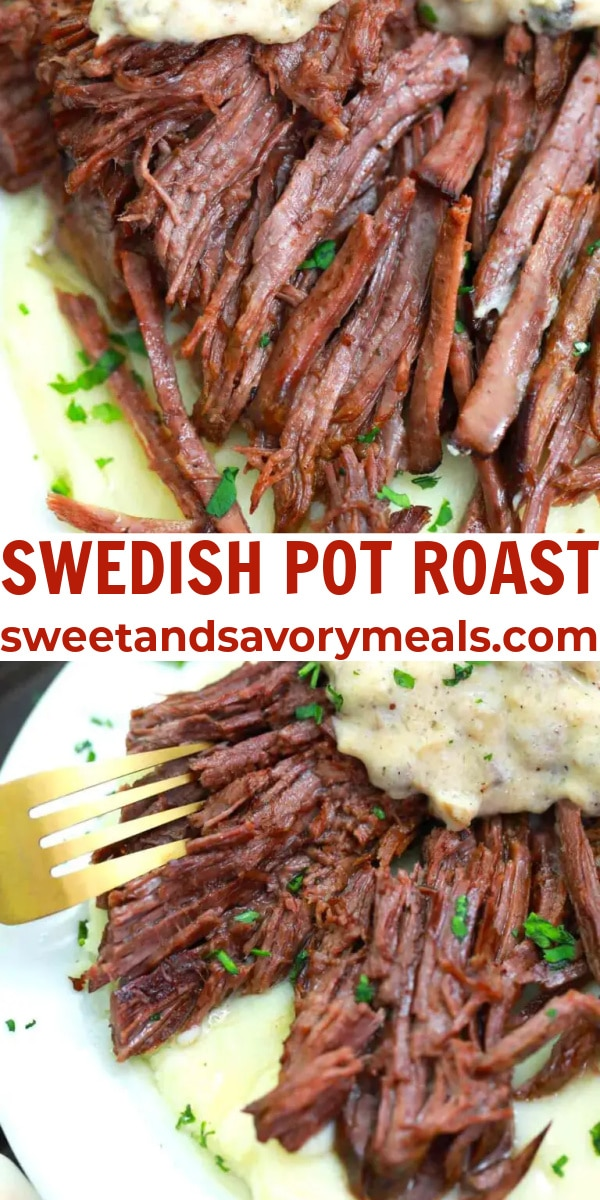 easy swedish pot roast pin