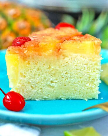 Instant Pot Pineapple Upside Down Cake