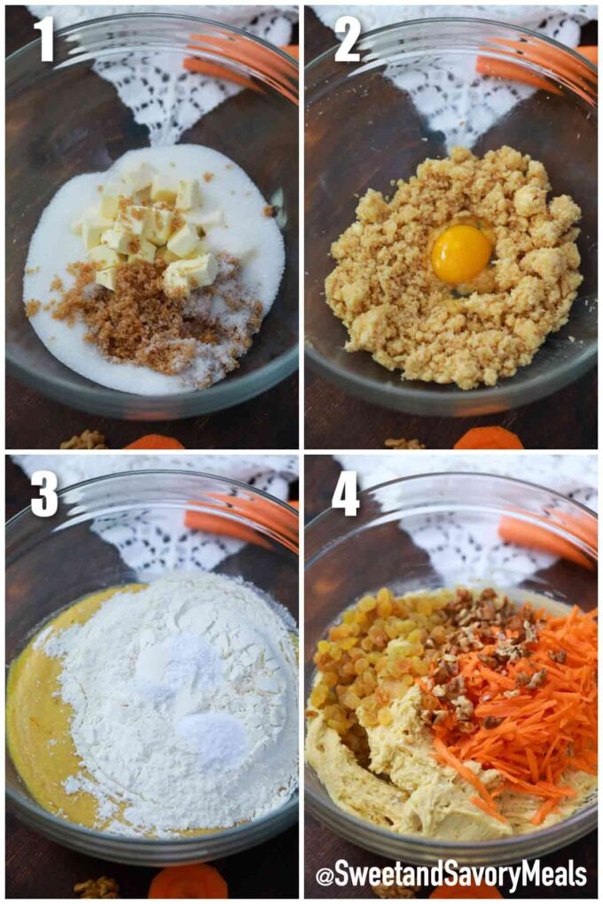 steps how to make instant pot carrot bread