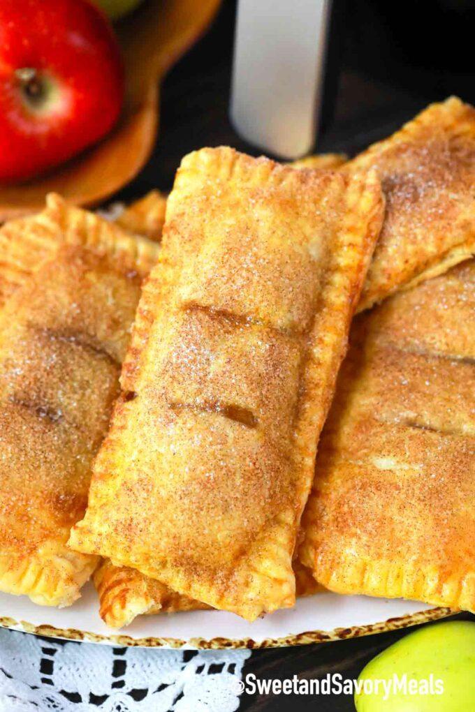 Air Fryer Copycat McDonald's Apple Pies