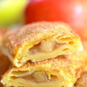 air fryer apple pie filling