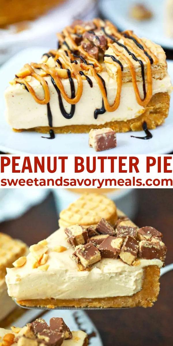 easy peanut butter pie pin