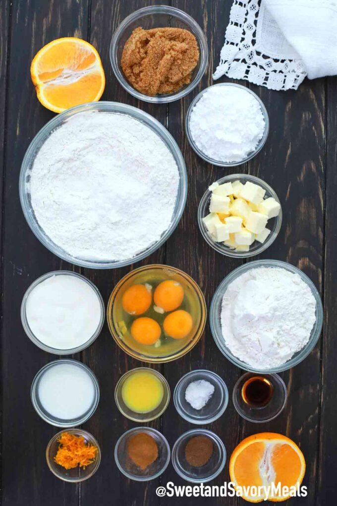 slow cooker coffee cake ingredients