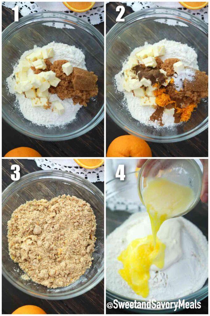 steps how to make crockpot coffee cake