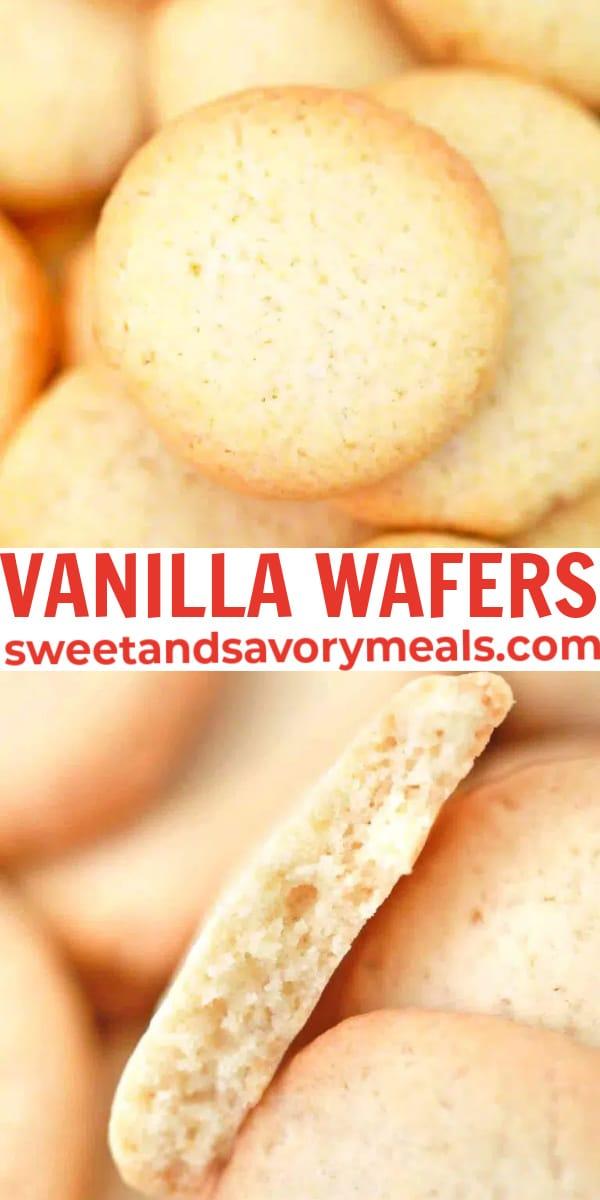 easy vanilla wafers pin
