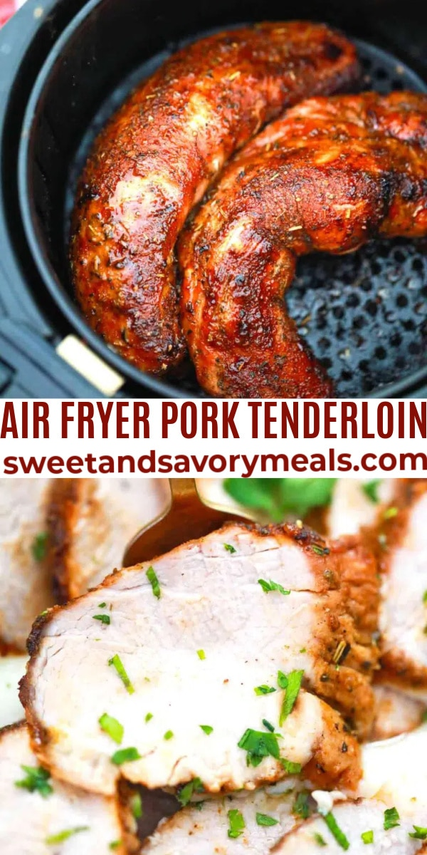 easy air fryer pork tenderloin pin