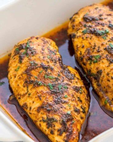 baked chicken breast