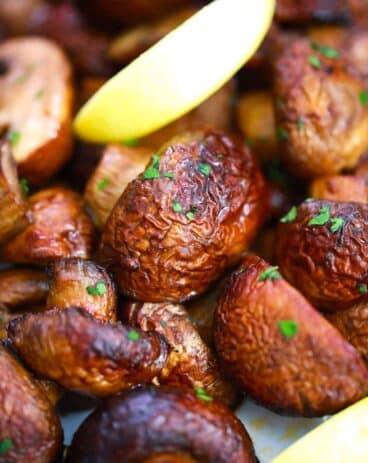 Best Air Fryer Mushrooms