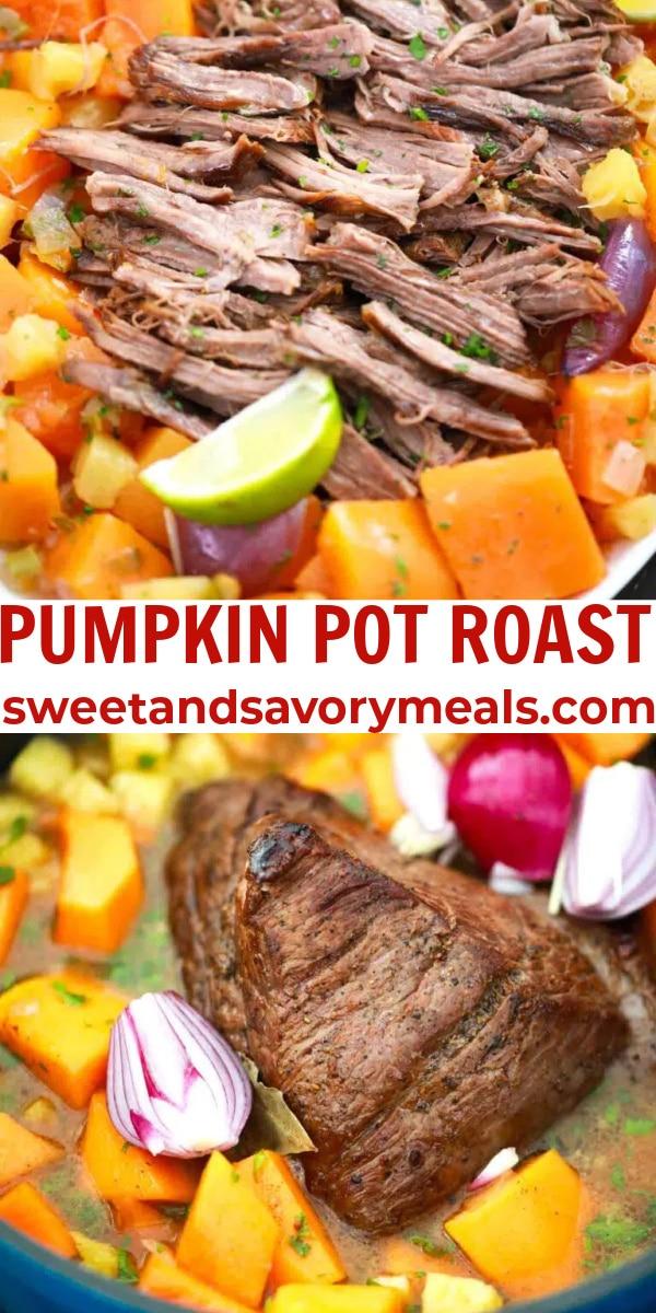 easy pumpkin pot roast pin